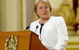 Tổng thống Chile yêu cầu tất cả các Bộ trưởng từ chức