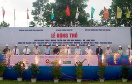 Khởi công tuyến cao tốc Bắc Giang - Lạng Sơn