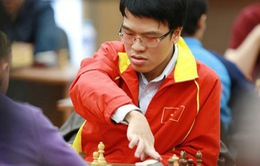 Lê Quang Liêm tiếp tục giữ vị trí trong top 50 thế giới