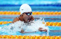 Ánh Viên tiếp tục giành HCV ở giải bơi VĐQG 2015