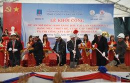 Ninh Thuận: Khởi công Dự án đầu tư Kho xăng dầu Ninh Chữ