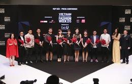Tuần lễ thời trang quốc tế Việt Nam 2015 quy tụ nhiều NTK Việt nổi tiếng