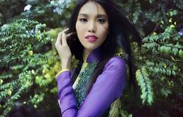 Lan Khuê được dự đoán vào top 3 Hoa hậu Thế giới 2015