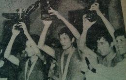 Nhớ về giải bóng bàn VĐQG đầu tiên sau khi thống nhất đất nước