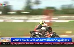 Khai mạc giải đua xe môtô toàn quốc vòng 7
