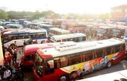 TP.HCM: Gần 50% xe khách không đảm bảo an toàn