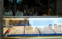 Bà Rịa-Vũng Tàu: Cướp tiệm vàng trong vòng 5 giây
