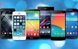 """Những smartphone """"đình đám"""" nhất năm 2014"""