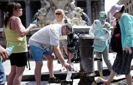 Italy hứng chịu đợt nắng nóng đỉnh điểm