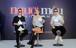 Vietnam's Next Top Model 2015: Host Thanh Hằng vắng mặt trong buổi casting tại Đà Nẵng
