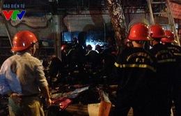 Không có thiệt hại về người trong vụ cháy nhà ở Hàng Mã, Hà Nội