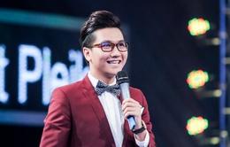 MC Công Tố 'chặt chém' Nguyên Khang trên sân khấu Trò chơi âm nhạc