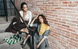 Hạnh Sino - Emily tái hợp thi The Remix - Hòa âm ánh sáng 2016