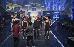 Top 14 Vietnam's Next Top Model 2015 ráo riết tập luyện trước giờ G