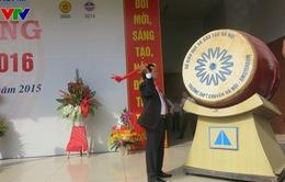 Đồng chí Phạm Quang Nghị dự lễ khai giảng trường chuyên Hà Nội - Amsterdam