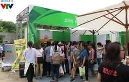 Teen thủ đô hào hứng trải nghiệm ẩm thực Hàn Quốc