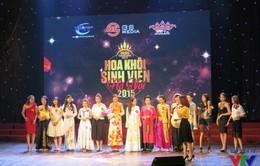 Hoa khôi sinh viên 2015: Nữ sinh các trường ĐH khoe tài năng độc đáo