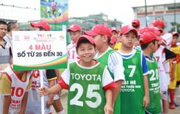Những trải nghiệm quý giá của các cầu thủ nhí Việt Nam trên đất Nhật Bản