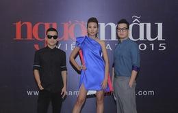 NTK Adrian Anh Tuấn ngồi ghế nóng Vietnam's Next Top Model 2015