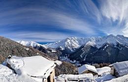 Băng tuyết của dãy Alps chỉ còn khoảng 1m