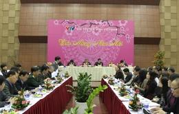 Đồng chí Đinh Thế Huynh chủ trì giao ban báo chí