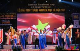 500 doanh nghiệp lớn tham gia Tháng khuyến mại Hà Nội 2015