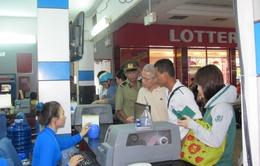 Mua vé tàu qua mạng có thể thanh toán bằng thẻ ATM