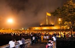 Thừa Thiên Huế bắn pháo hoa kỷ niệm 40 năm giải phóng