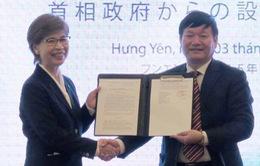 Thành lập trường Đại học Y khoa Tokyo Việt Nam
