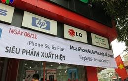 iPhone 6S chính hãng bán tại Việt Nam với giá từ 18,5 triệu đồng