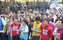 IPH team up - Hoạt động Teambuilding đầu tiên cho giới công sở