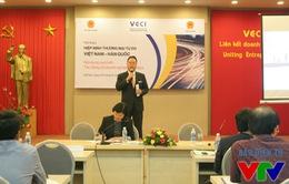 Nhiều doanh nghiệp tham gia Hội thảo VKFTA