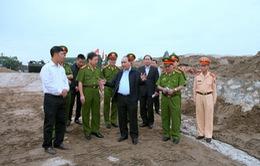 PTTg Nguyễn Xuân Phúc phê bình những yếu kém trong công tác quản lý khai thác cát