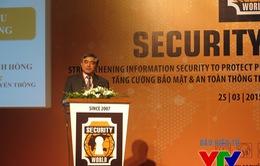 Khai mạc Hội thảo - Triển lãm Quốc gia về An ninh Bảo mật 2015