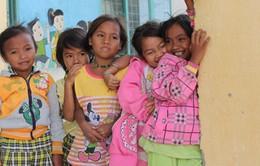 15 tỷ đồng giúp các em nhỏ khó khăn trong tháng Vì trẻ em