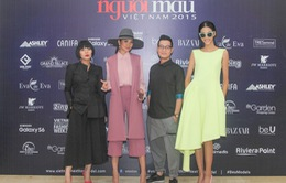 Thanh Hằng, Hoàng Thùy nổi bật trong bộ tứ giám khảo Vietnam's Next Top Model 2015