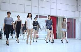 Xuân Lan tự tin với Top 16 Vietnam's Next Top Model 2014