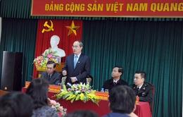 Đồng chí Nguyễn Thiện Nhân thăm và làm việc với Trụ sở Tiếp công dân Trung ương