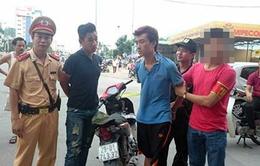 Hà Nội: Cảnh sát hình sự bẻ khóa điện thoại, lật tẩy tên cướp