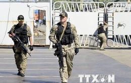 Ukraine đình chỉ lệnh ngừng bắn ở hiện trường rơi máy bay MH17