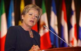 ECLAC: Kinh tế Argentina có thể tăng trưởng âm trong năm 2014