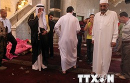 Xả súng vào nhà thờ Hồi giáo Sunni ở Iraq, hơn 30 người chết