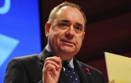"""Thủ hiến Scotland: Phe phản đối độc lập đã bị """"lừa"""""""