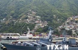 Nga: Hạm đội Phương Bắc và tàu ngầm cỡ lớn tập trận ở Bắc cực