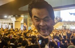 Người biểu tình Hồng Kông đòi lãnh đạo từ chức