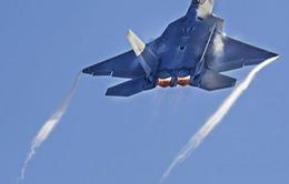 Mỹ giữ kín kế hoạch dùng siêu chiến đấu cơ F-22 không kích Syria