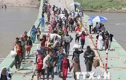 Nhóm phần tử thánh chiến IS tuyên bố khôi phục chế độ nô lệ