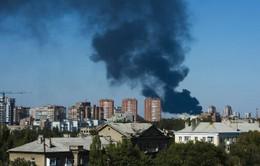 Ukraine: Đạn pháo lại nổ rền, một nhân viên chữ thập đỏ thiệt mạng