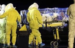 """Trường hợp đầu tiên nhiễm virus Ebola ngoài """"vùng dịch"""" Tây Phi"""