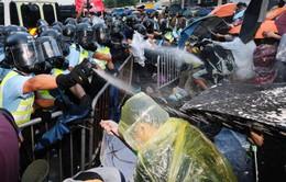 Trung Quốc tuyên bố biểu tình Hồng Kông phi pháp